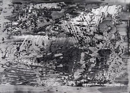 Gerhard Richter, 'Abstraktes Foto', 1989