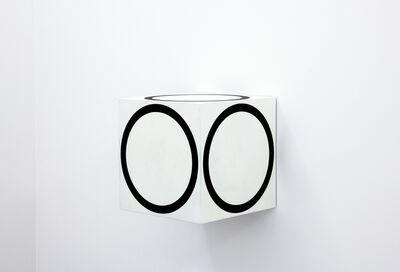 Channa Horwitz, 'CIRCLES ON A CUBE', 1968-2011