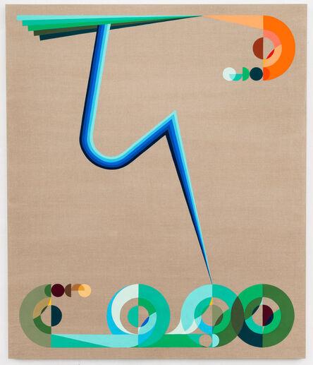 Eamon Ore-Giron, 'Stepping Razor', 2015