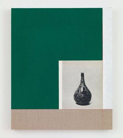 Kamrooz Aram, 'Andata (Luster on Blue Glaze) ', 2021