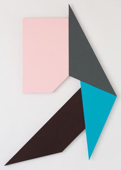 Kenneth L. Greenleaf, '6-Polarity', 2014