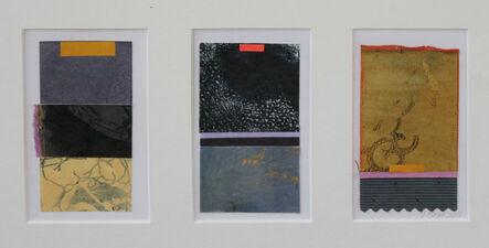 Nancy Boyd, 'Untitled Collage 1+ 2+ 3'