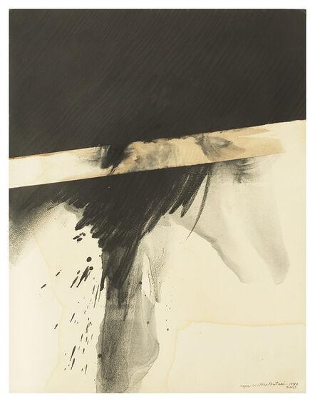 Takesada Matsutani, 'Nagare-C (Stream)', 1980