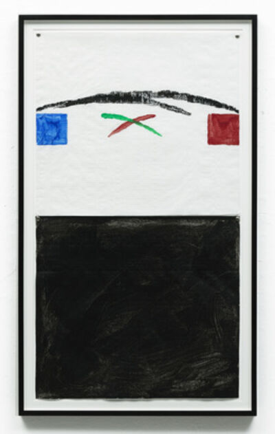 Richard Tuttle, 'Space-is-Concrete (5)', 2005