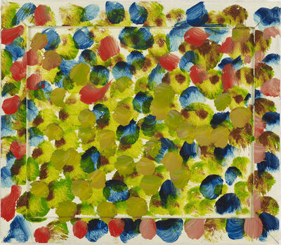 Howard Hodgkin, 'Out of the Window, Bombay', 2012-2014
