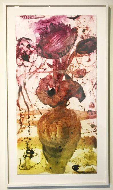 Catherine Howe, 'Reverse Carborumdum Painting (Ruffle)', 2015