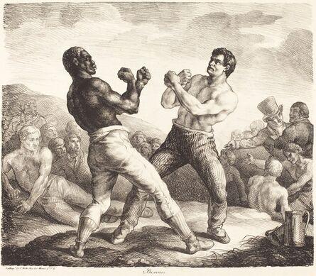 Théodore Géricault, 'Boxeurs (The Boxers)', 1818