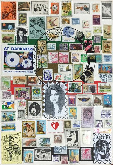 Falves Silva, 'Artist's stamps VI, from the series 'Postal Art'', 1998