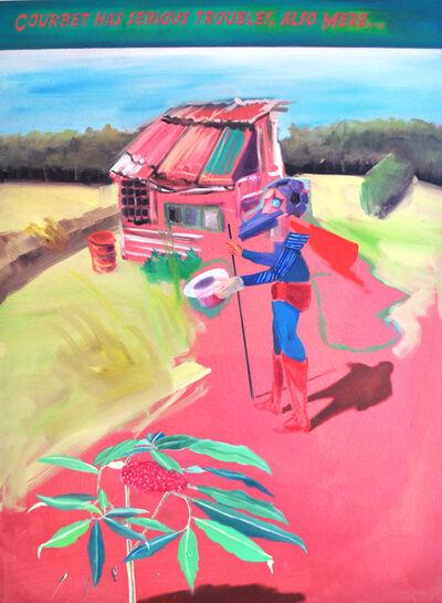Jérémie Paul, 'Courbet has serious troubles', 2012