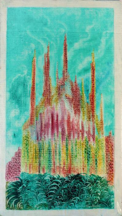 Eugene Von Bruenchenhein, 'Untitled, November 18, 1978', 1978