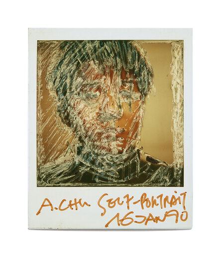 Almond Chu, 'Self-portrait No.5', 1990