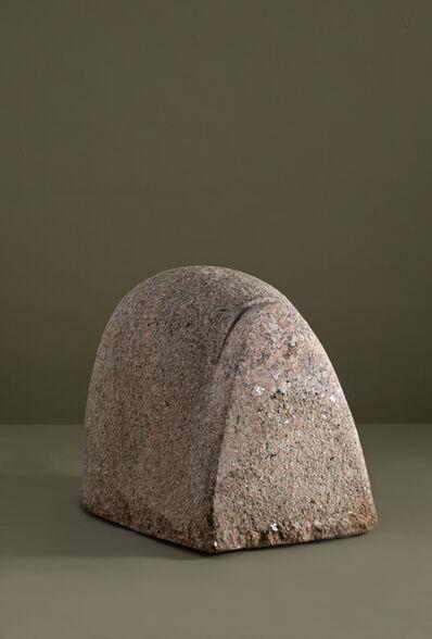 Yongjin Han, 'A Piece of Stone', 1983