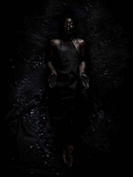 Mohau Modisakeng, 'Lefa 1', 2016