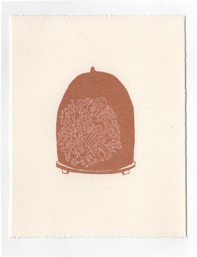 Chitra Merchant, 'Bell Jar 23', 20216