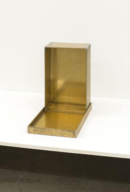 Gareth Moore, 'Shoebox (Bronze)', 2014