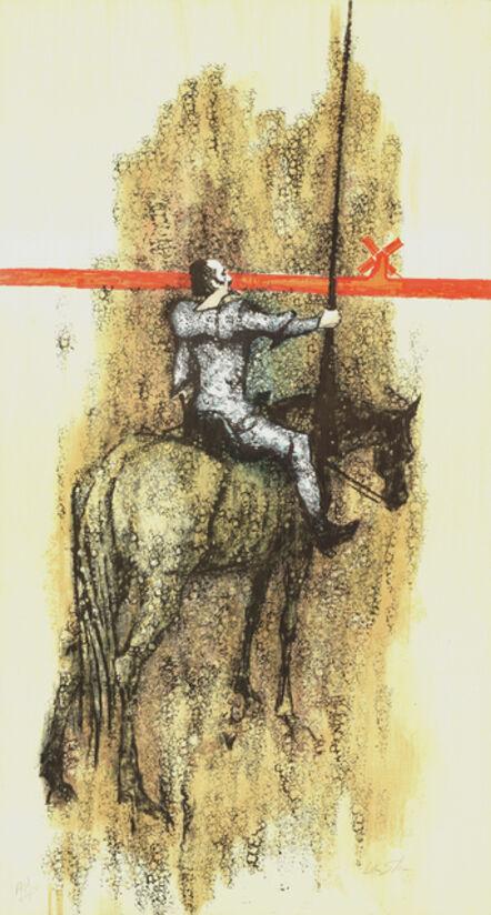 David K Stone, 'Don Quixote', 1965