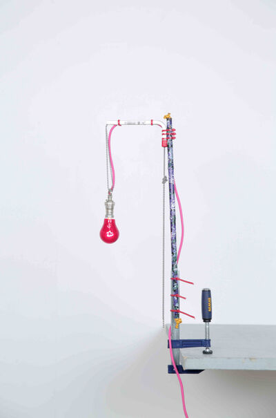 Ryan Gander, 'A lamp made by the artist for his wife (Forty eighth attempt)', 2014