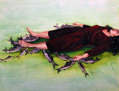 """Necla Rüzgar, '""""N."""" ', 2010"""