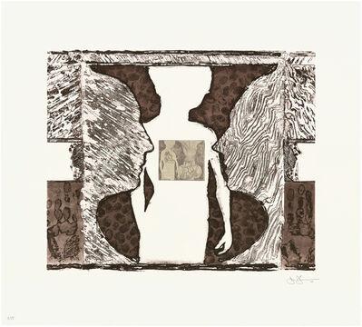 Jasper Johns, 'Shrinky Dink 2', 2011
