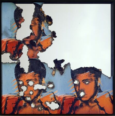 Douglas Gordon, 'Self-Portrait of You + Me (Muhammad Ali)', 2007