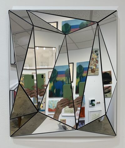 Will Penny, 'GAMUT RELIEF LIV MIRROR', 2019
