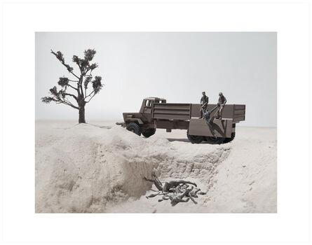 Christo Doherty, 'Mass grave 1', 2011