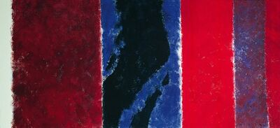 H.A. Sigg, 'Meditative II', 2004