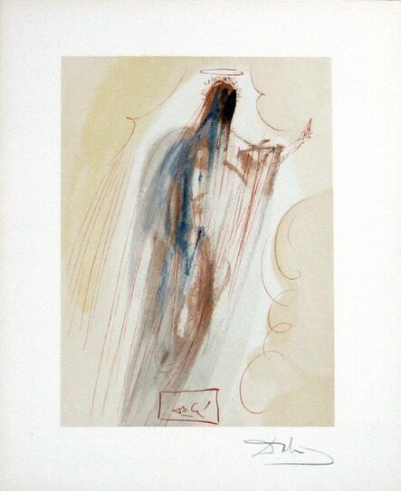 Salvador Dalí, 'Paradise Canto 29: The Creation of Angels from The Divine Comedy', 1960