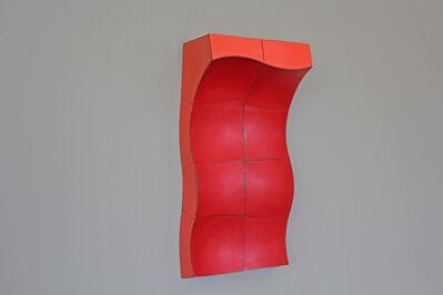 Hoss Haley, 'Tessellation (Red)'
