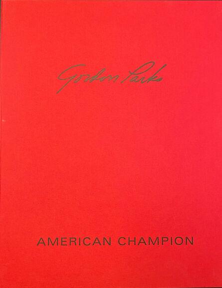 Gordon Parks, 'American Champion', 1966-1970