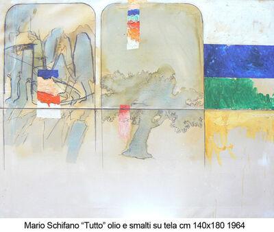 Mario Schifano, 'Tutto', 1964