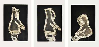 Elisapee Ishulutaq, 'Elisapee's Family (triptych)', 2012