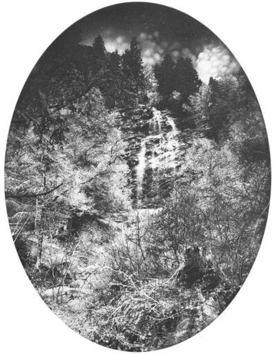 Anouk Mercier, 'Route des Lindarets - Une Cascade ', 2015