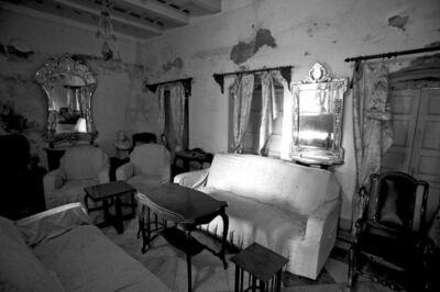 Prabir Purkayastha, ''Courtyard Reception Room', Bengali Aristocrat's mansion, outskirts of Calcutta', 2013
