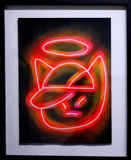 CHANOIR (Alberto Vejarano), 'Orange Love', 2020