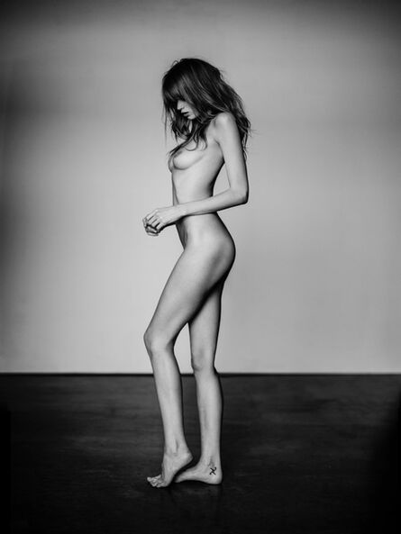 Russell James, 'Abbey Lee Standing Nude', 2010