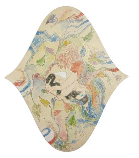 Yamaguchi Ai, 'Yama to Naru (5)', 2011