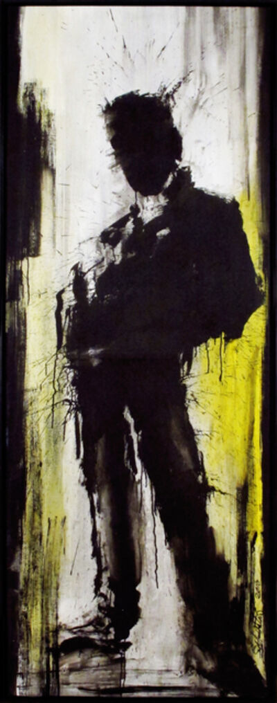 Richard Hambleton, 'Standing Shadow', 2010