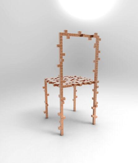 "Nucleo, '""Presenze"" Chair', 2015"