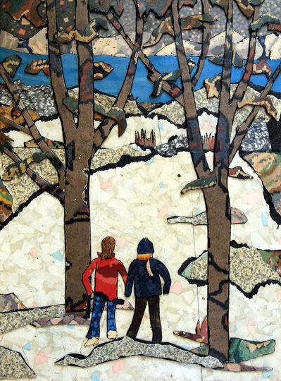 Bill Miller, 'Winter Friends', 2012