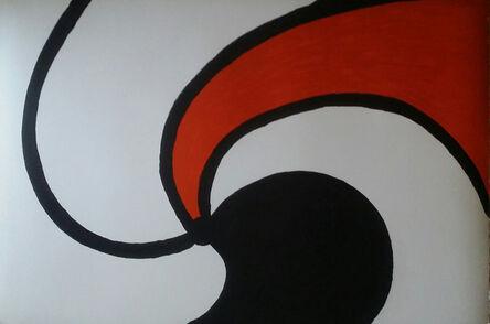 Alexander Calder, 'Spirale Nebula, 1970 - Signed lithograph', 1970