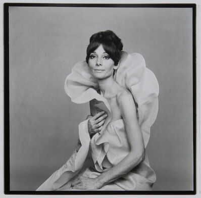 Gian Paolo Barbieri, 'Audrey Hepburn for Valentino, Roma', 1969