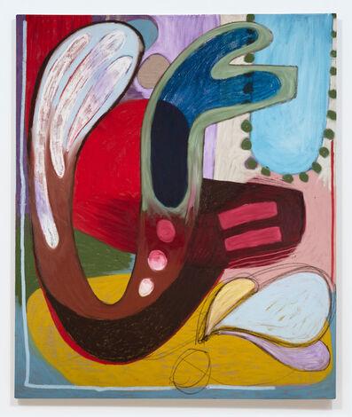 Hayal Pozanti, 'The Fragile Bloom Misting Their Skin (420 - FOGU)', 2021