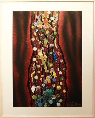 Yayoi Kusama, 'Deep Sleep', 1995