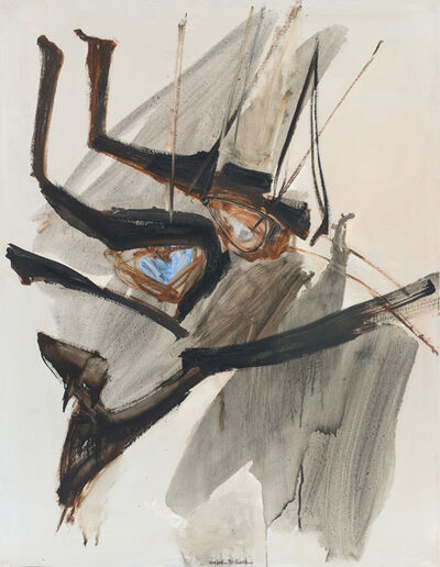 Huguette Arthur Bertrand, 'Le petit caporal épinglé', 1962-63