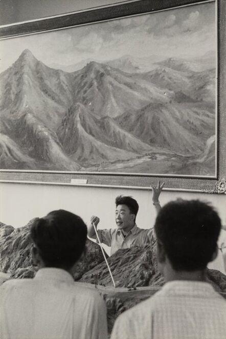 Henri Cartier-Bresson, 'Untitled (Teacher, Shanghai, China)', circa 1958