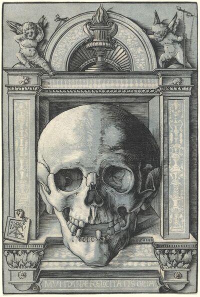 Hans Wechtlin I, 'Skull', 1520