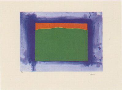 Alfons Borrell, 'Illes 2', 1997