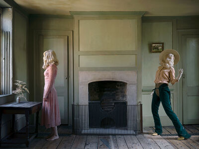 Anja Niemi, 'She Could Have Been A Cowboy', 2018