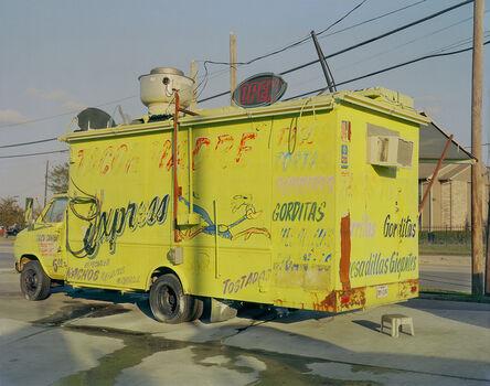 Jim Dow, 'Taco Madre Express Taco Truck. Houston, Texas', 2014
